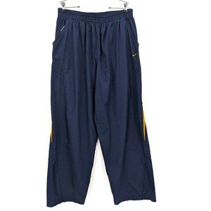 Nike Storm Fit Windbreaker Track Pant Navy/Gold 3X